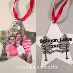 Personalized Ornaments - Photo Ornaments
