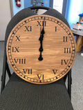 Custom Wood Sign and Clock Making Workshop - May 1, 2019