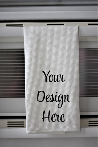 Custom Tea Towels