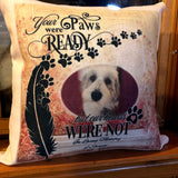 Pet Memorial Pillows