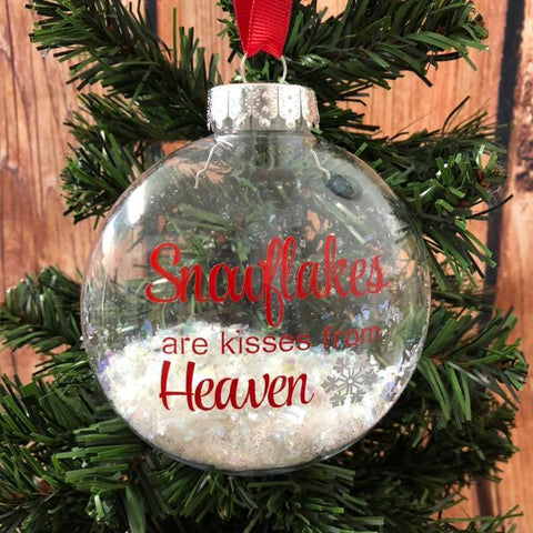 Kisses from Heaven Ornament
