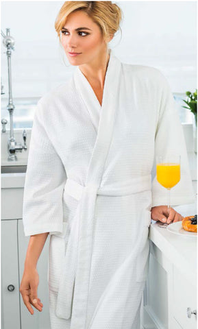 Nobel Plush Lined Hooded Robe