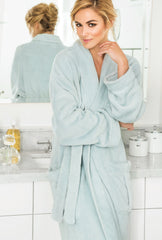 Darlington Plush Fleece Shawl Robe