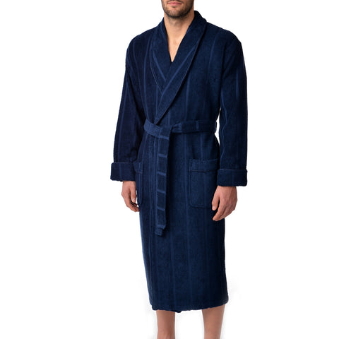 Firelight Terry Velour Big And Tall Hooded Robe