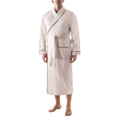 Dawn Time Knit Jersey Shawl Robe