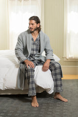 Winter Warm Up Flannel Pajama