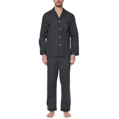 Bedford Cotton L/S Pajama Set