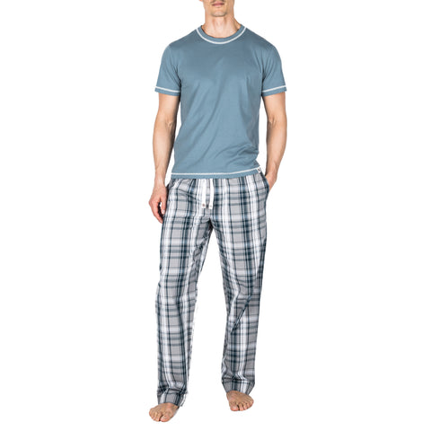 Stretch Out Woven Pajamas
