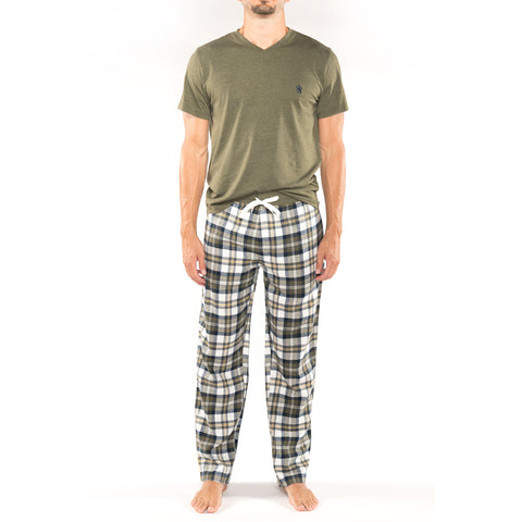 Baxter Cotton Lounge Pant