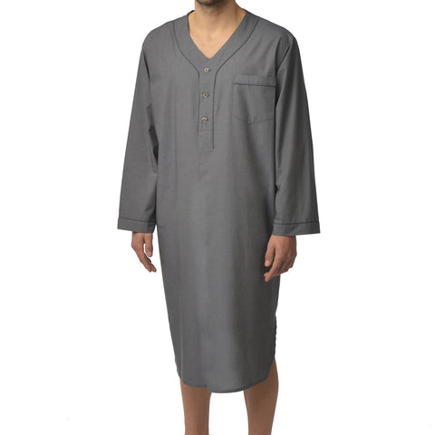 Big and Tall Basic Terry Velour Hooded Robe