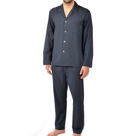 Herringbone Cotton Long Sleeve Better Pajama