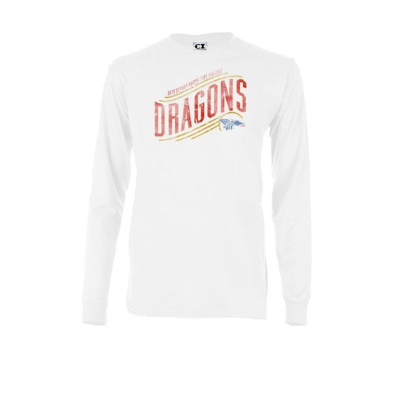 Power Dragon Premium Pevin L/S Tee
