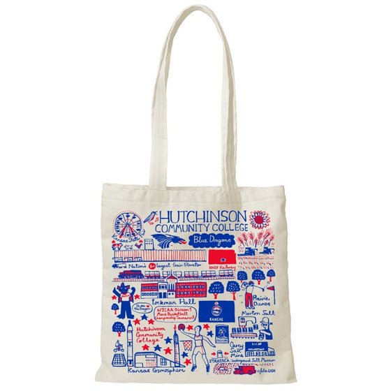Julia Gash Tote Bag