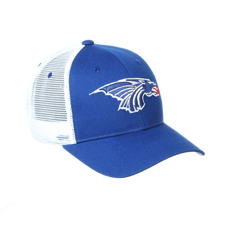 Power Dragon Zephyr Big Rig Royal Hat