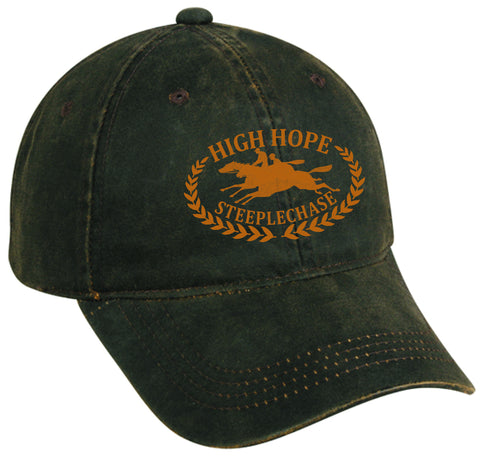 High Hope Steeplechase Oil Cloth Hat