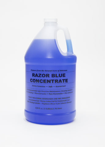 Razor Blue Gallons (Concentrate)