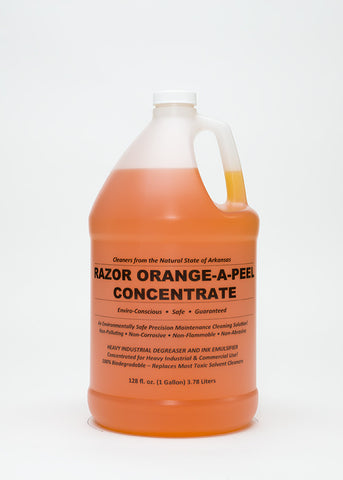 Razor Orange-A-Peel Gallons (Concentrate)