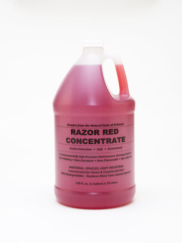 Razor Red Gallons (Concentrate)