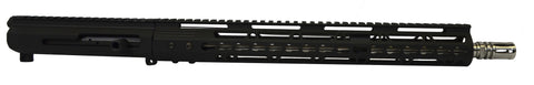 Complete Upper Assembly AR-15 Billet Side Charging 16""