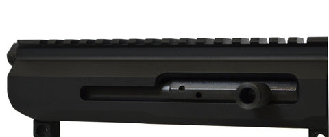 AR-15 Billet Side Charging Upper Receiver with BCG