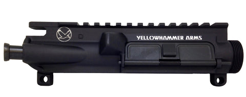 YhA Logo AR-15 Assembled Upper Receiver-W/ Fwd Assist & Dust Cover