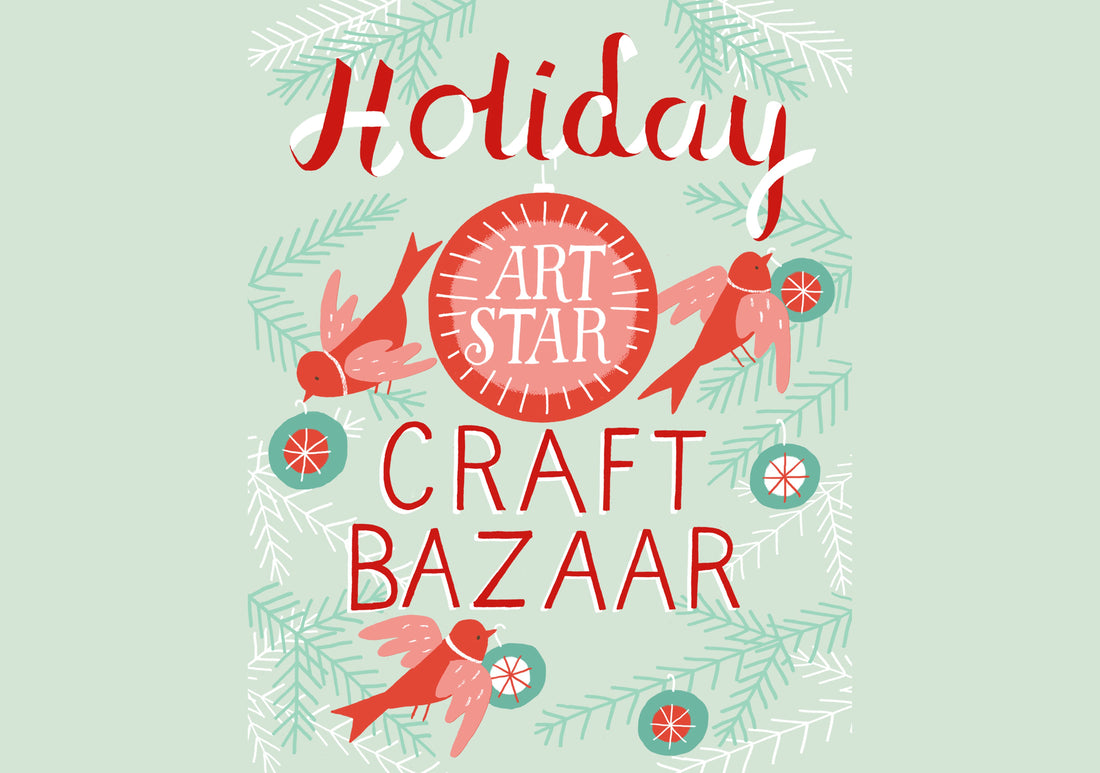 Art Star Holiday Craft Bazaar