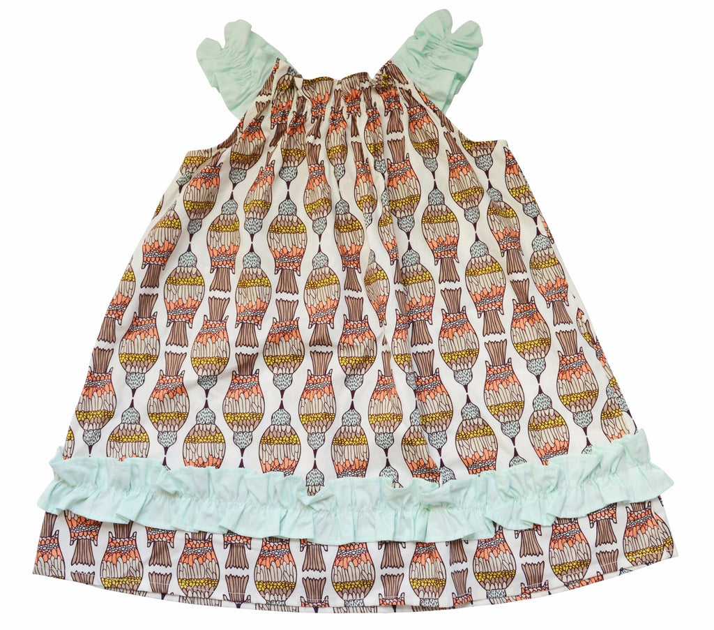 Dress - Birdie Ruffle Dress