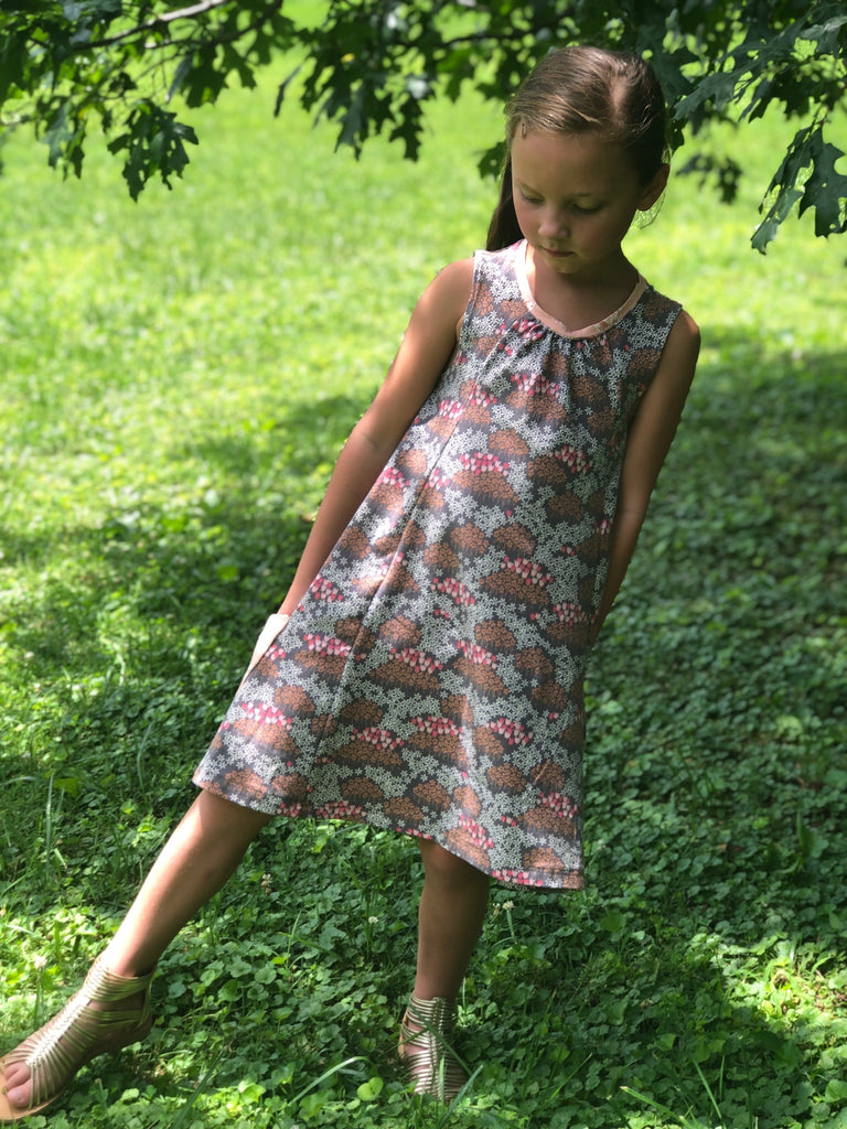 Tulip Swing Dress
