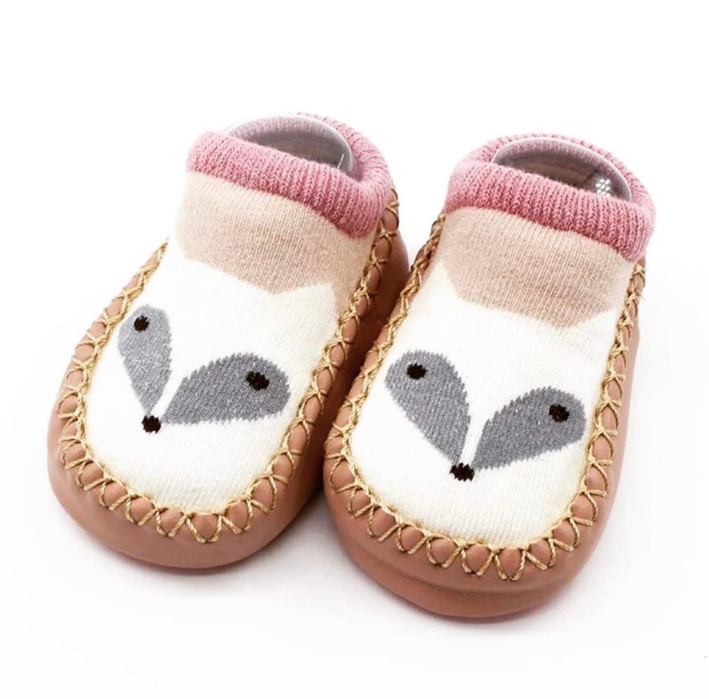 Fox Sock-Shoes