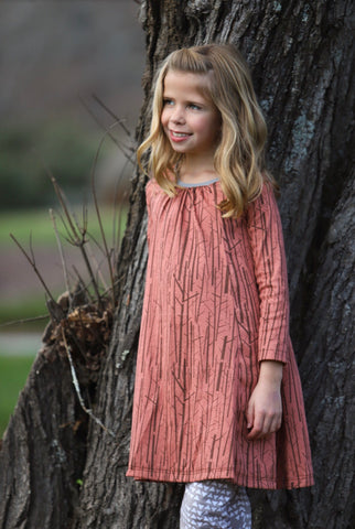 Rosewood Swing Dress