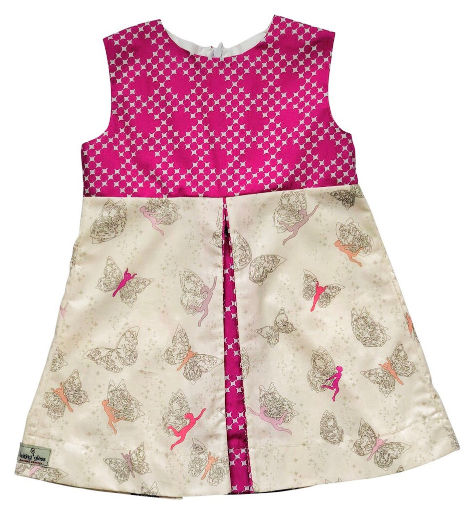 Fairy Starlight Peekaboo Dress