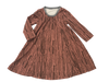 Image of Rosewood Swing Dress