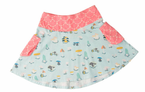 Forager Bubble Pocket Skirt