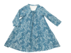 Image of Twining Vine Swing Dress