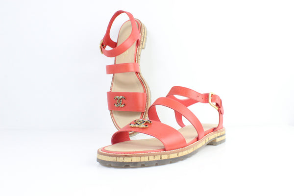 CHANEL SUMMER15 SANDAL