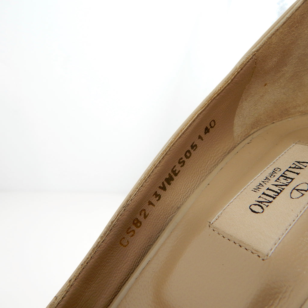 Pre-owned Beige Valentino Pumps