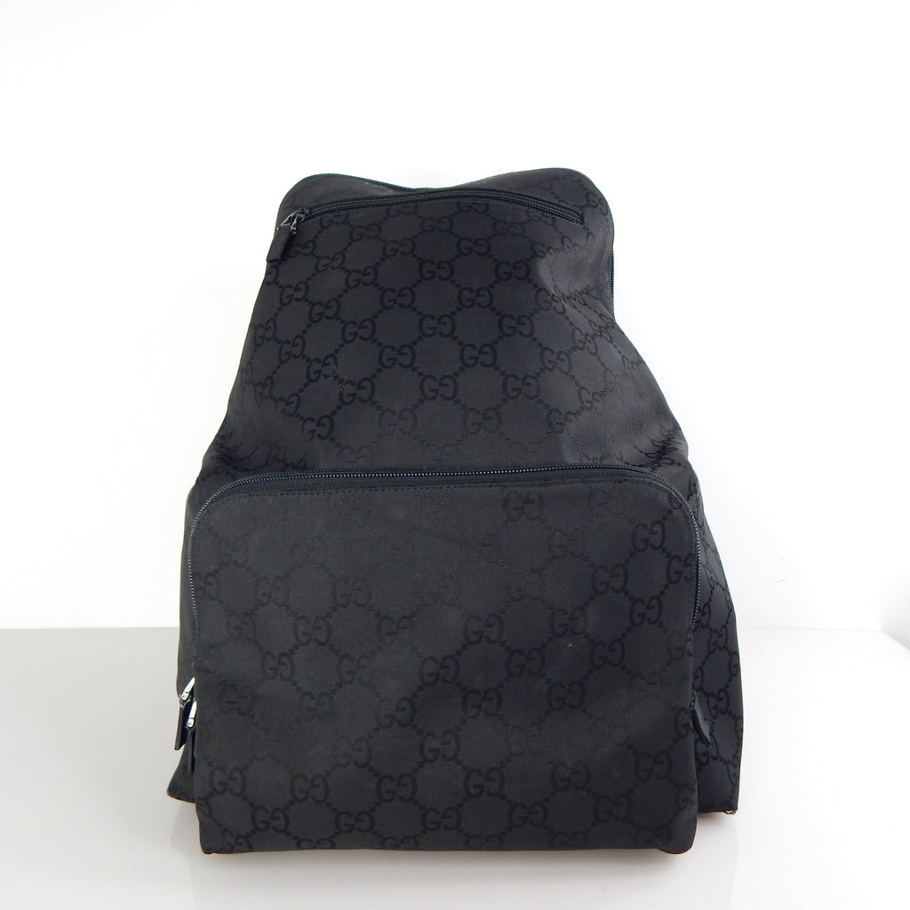 Unisex Gucci Travel Backpack