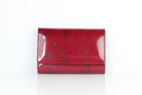 Pre-owned CARTIER INTERNATIONAL WALLET