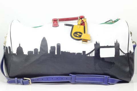 GUCCI CITY COLLECTION DUFFEL BAG