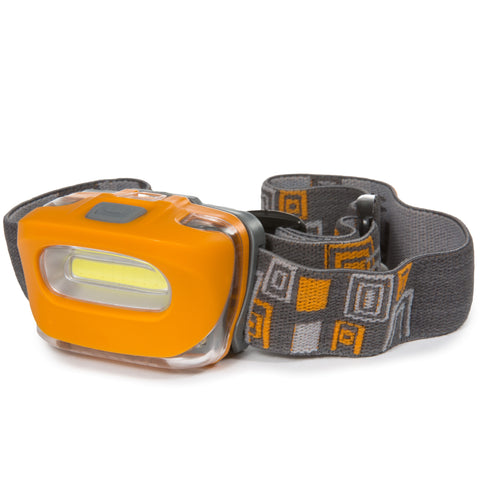 LED Headlamp - Orange (HL-104)