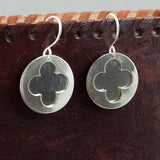 Cathedral Earrings - Sterling Silver - Sinclair Jewelry - 4
