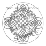 Celtic Knots to Color: A Modern Take on Ancient Irish Designs for Adults - Printable PDF - Sinclair Jewelry - 2