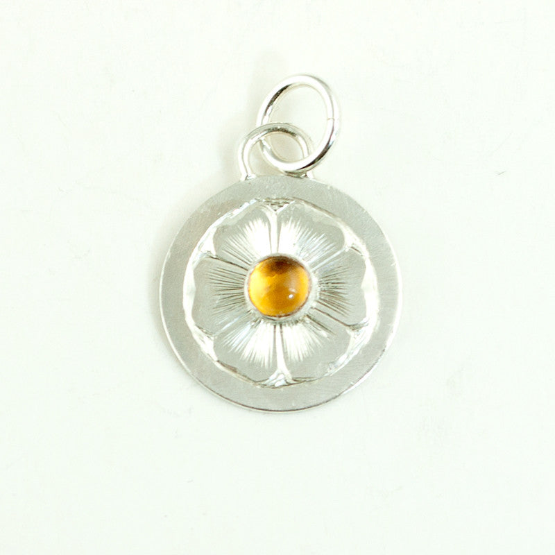 Jewel Garden - Citrine & Sterling Silver - Sinclair Jewelry - 1