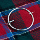 Sterling Silver Medieval Ring Pin - Sinclair Jewelry - 3