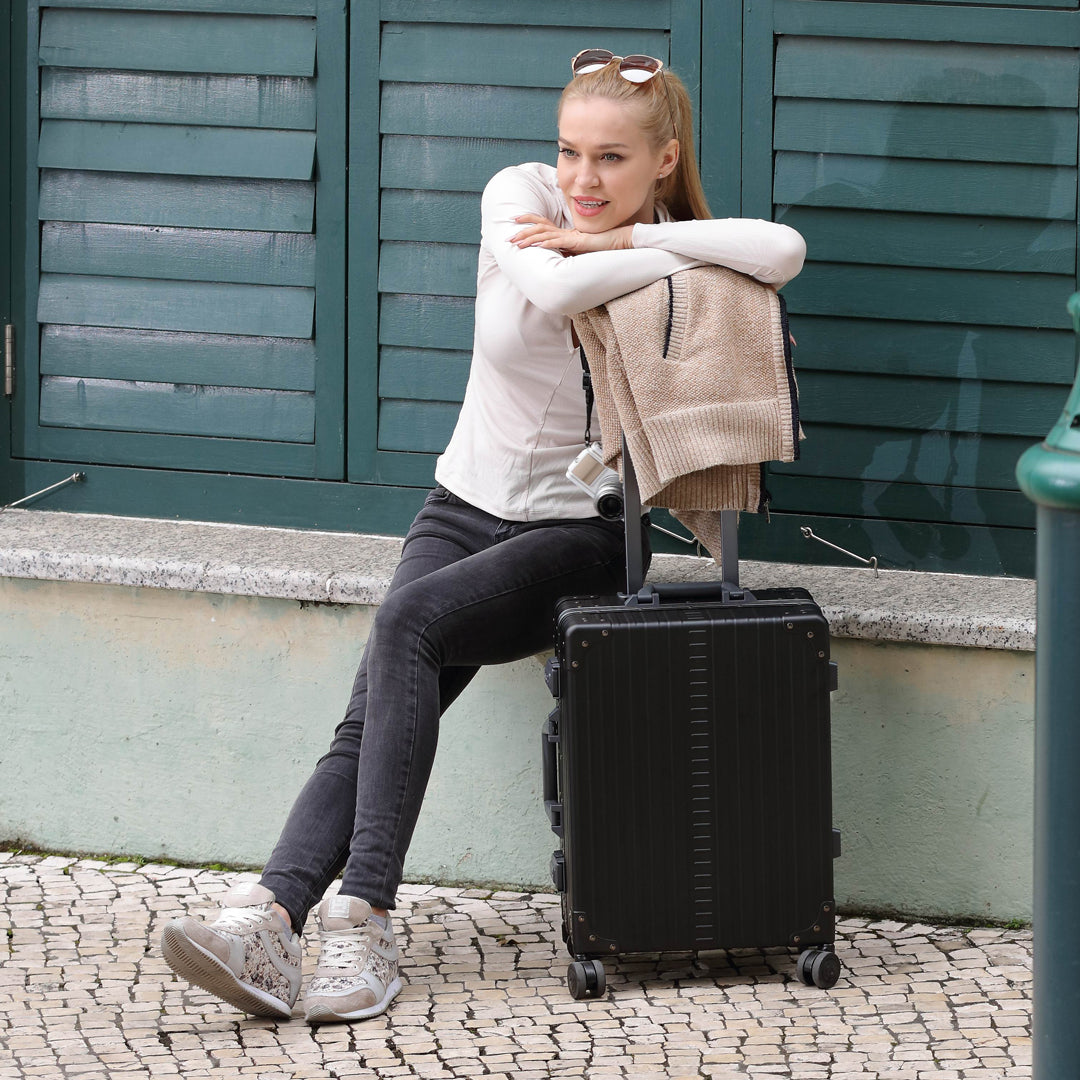 How Carry-on Case by ALEON Adds Convenience to Airline Travel