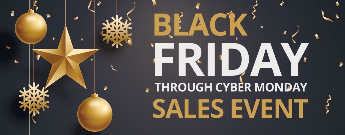 ALEON Black Friday 2017 Sales Event