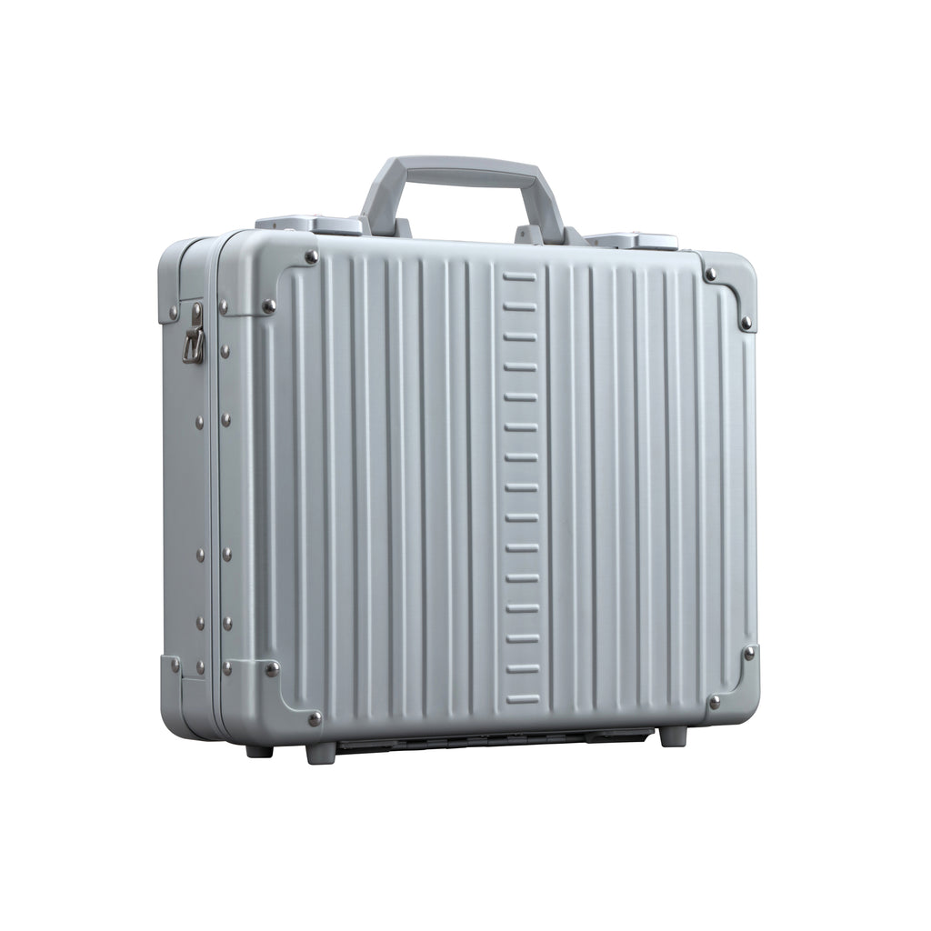 Brief case 17 inches aluminum