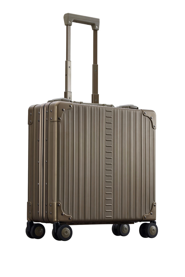 "Bronze 17"" Wheeled Business Case"
