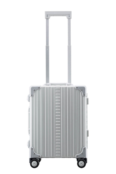 "19""  International Carry-On Aluminum Luggage"