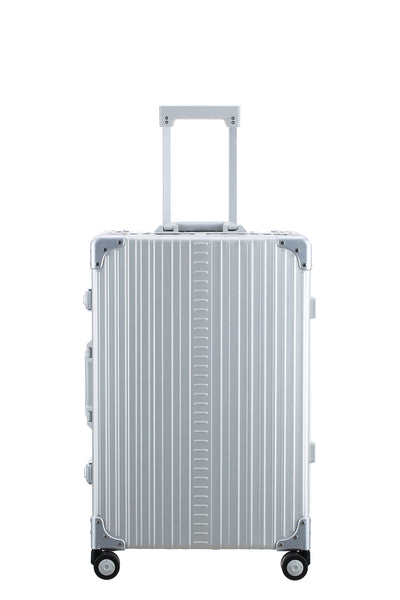 "26""  Traveler Aluminum Luggage"